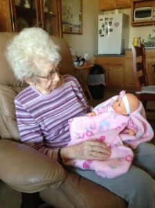 baby doll therapy-Alzheimer's-aging-dementia