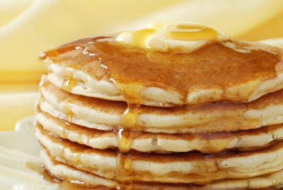 Post image for What's Cookin' on Fat Tuesday?  Hot Cakes.  March 4 Is Also International Pancake Day