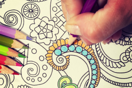 Post image for Caregivers Find Coloring Reduces Stress
